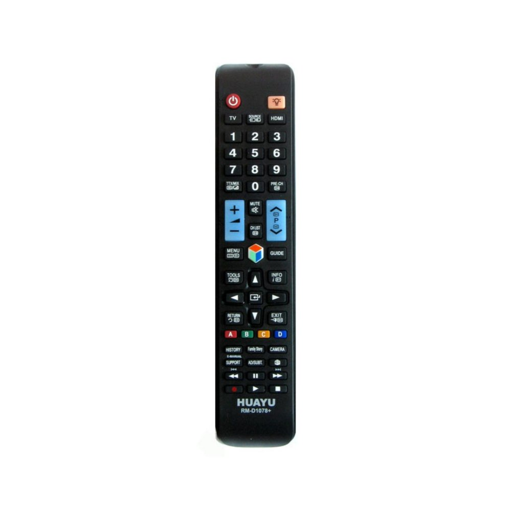 Universal Replacement Remote Control For Samsung TV RM-D1078+